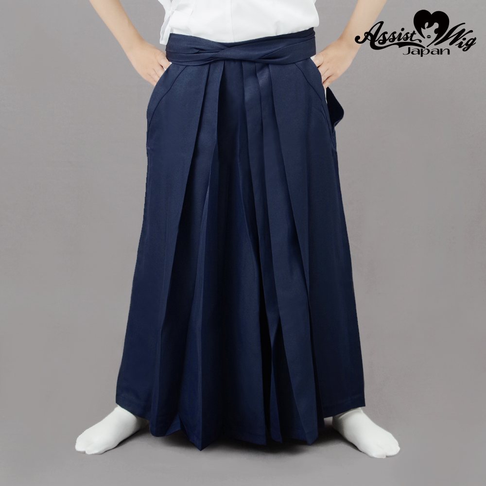 Color Hakama Navy