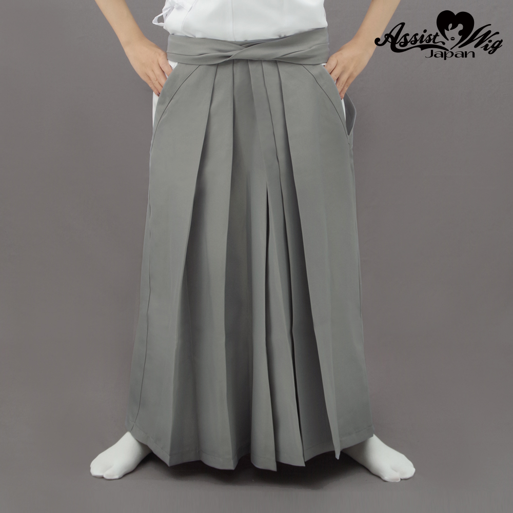 Color Hakama Gray