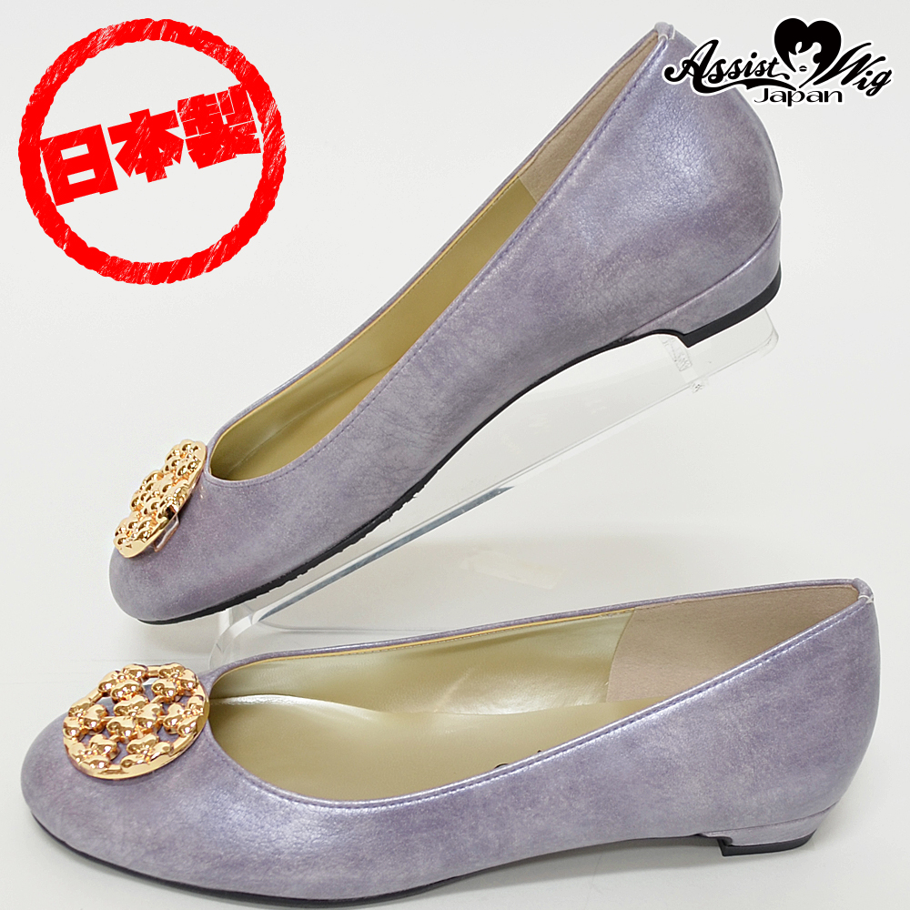 ■ Discontinued ■ Crest Pumps Sengoku Bushido Series Chosokobabe Original Primary Model Light purple (metal)