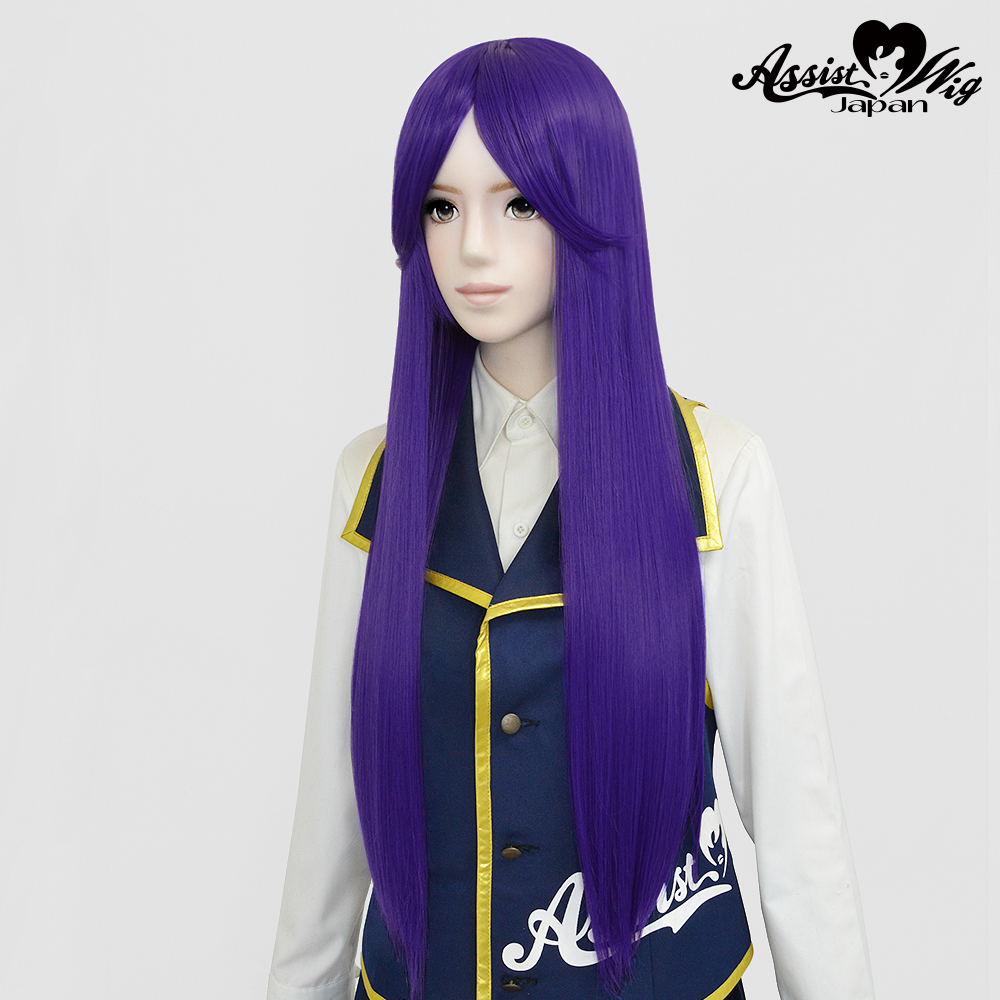 Pure Long Purple 05