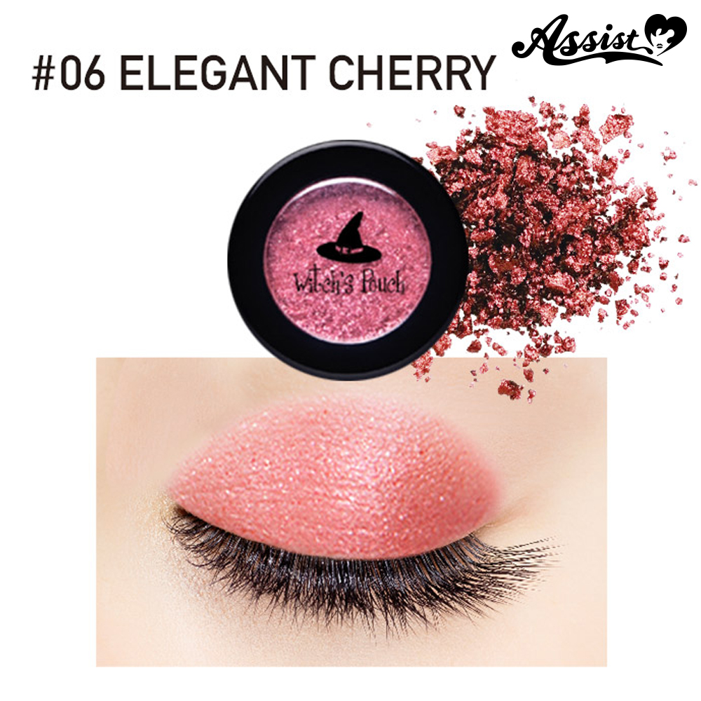 Witches Pouch Selphy Fix Pigment Elegant Cherry