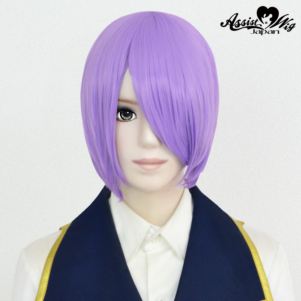 Short Bob Kai Romance purple NLP-35