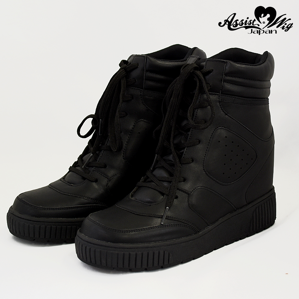 Secret Inheel Sneaker Black