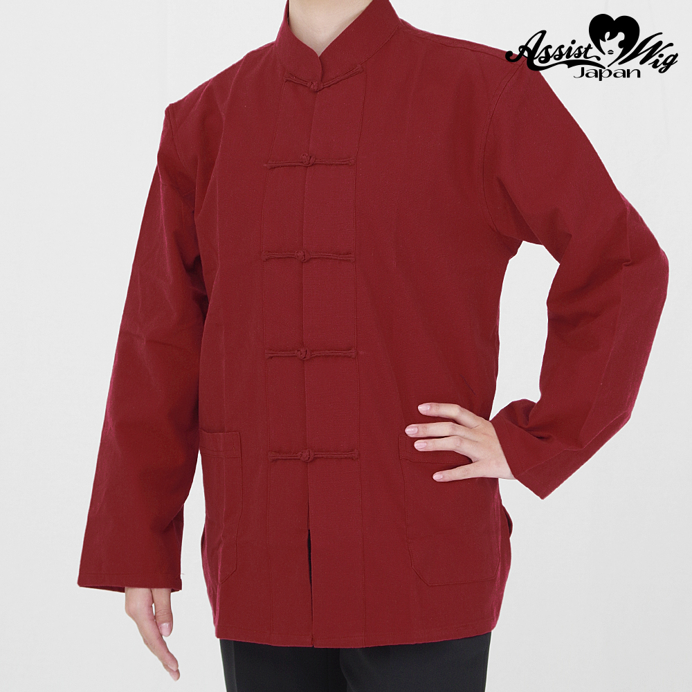 Kung Fu clothes Red