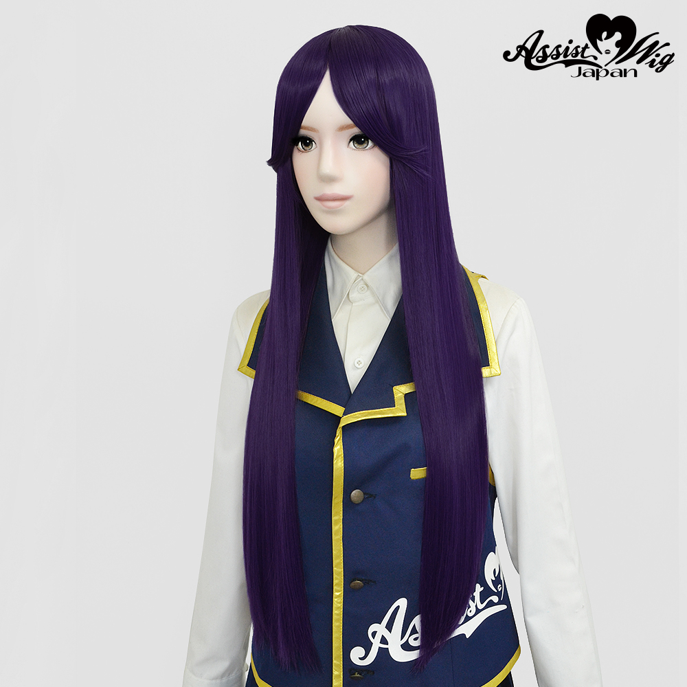 Pure Long Purple 04