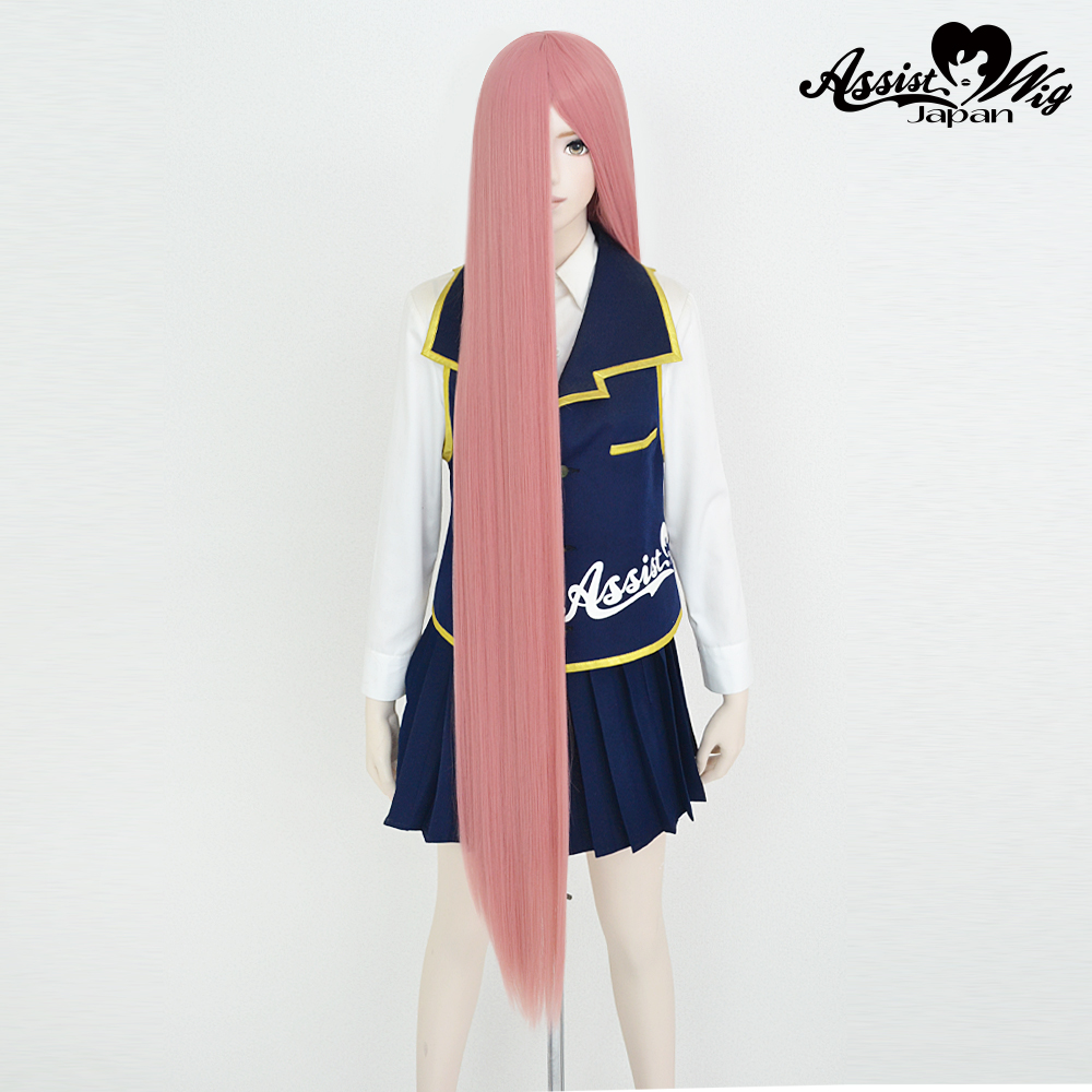 Super long base (with wig spray) Rose Pink NDR-14