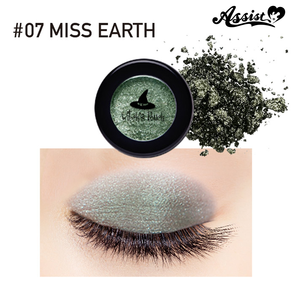 Witches Pouch Selphy Fix Pigment Miss Earth
