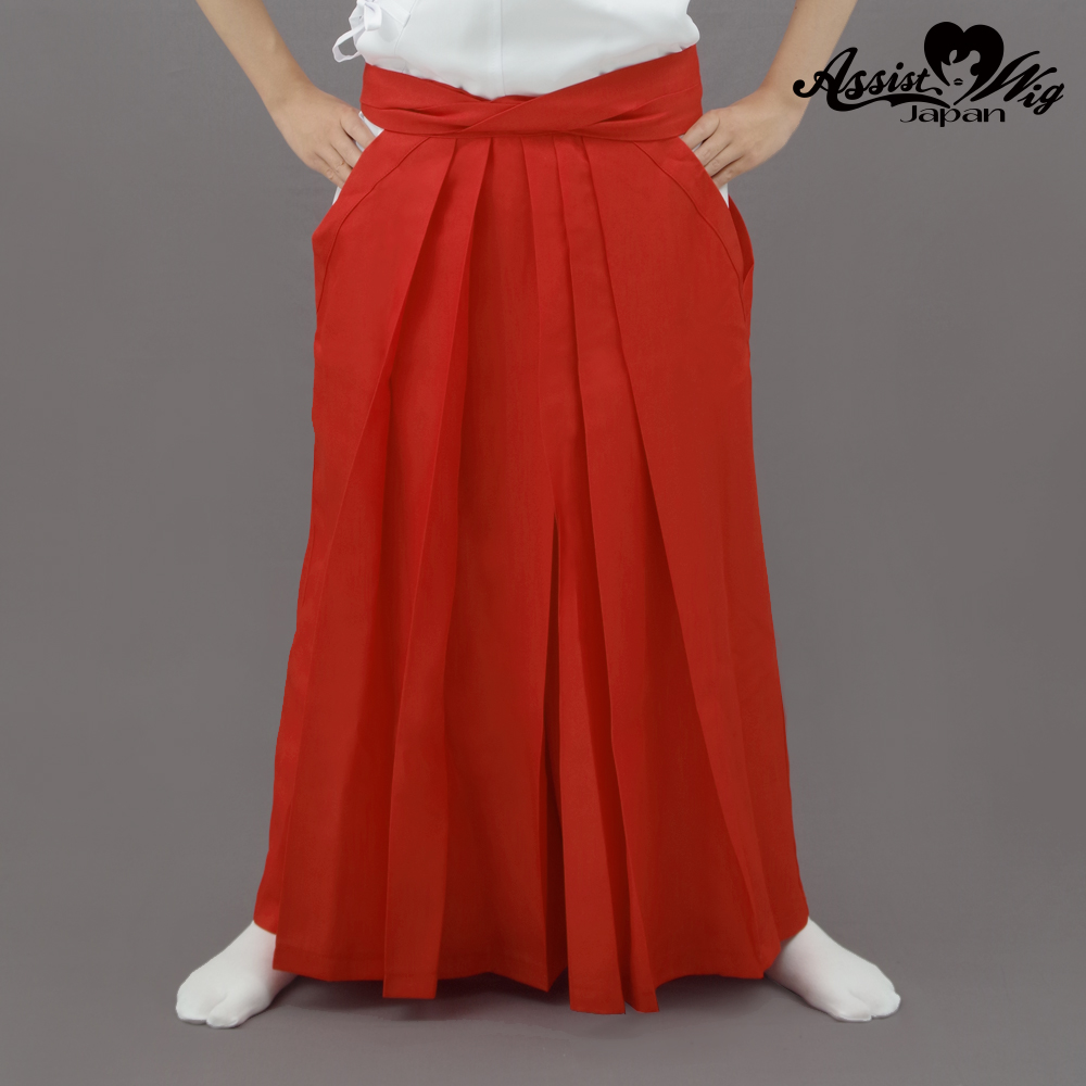 Color Hakama Red
