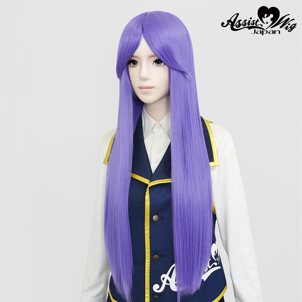 Pure Long Purple 08
