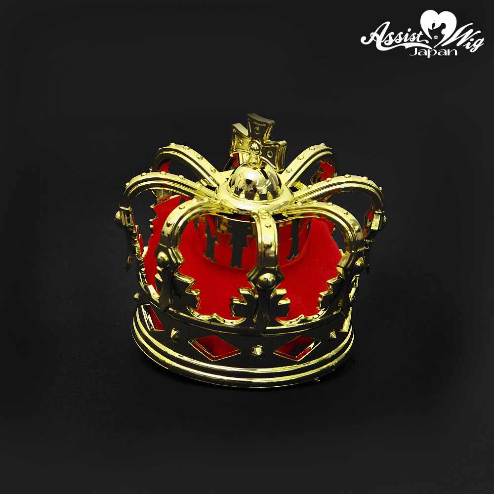 Crown Type A yellow gold