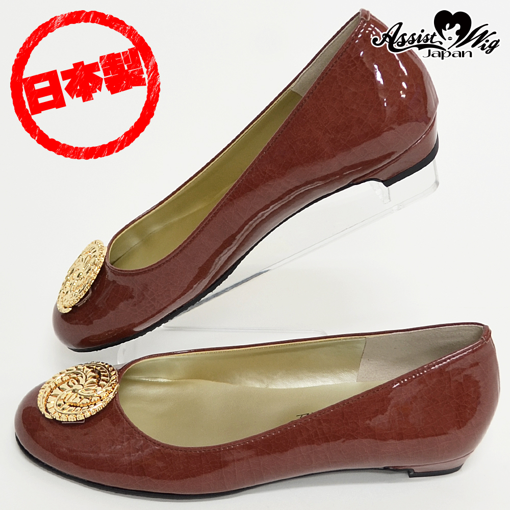 ■ Out of Print ■ Crest Pumps Sengoku Bushido Series Deep Red(Enamel)