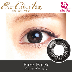 Ever Color 1day Pure Black