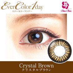 Ever Color 1day Crystal Brown
