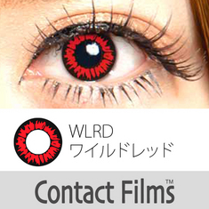 ★ 1 Month ★ Contact Films Series No Wild Red