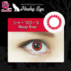 Assist Chou Chou Husky Eye 1 Day Sharp Rose