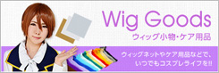 Wig accessories and care goods